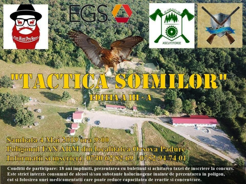 Tactica Soimilor - 4 May 2019